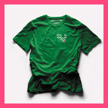 GREEN by PINK t-shirt