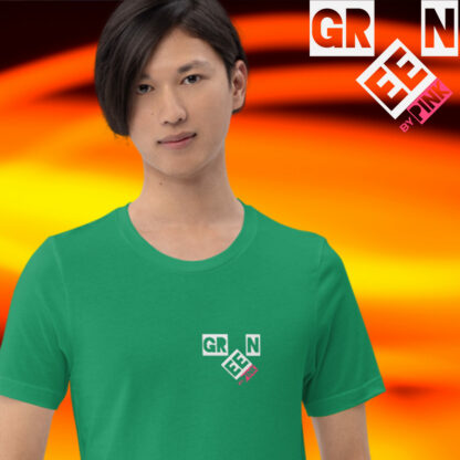 KELLY GREEN by PINK t-shirt