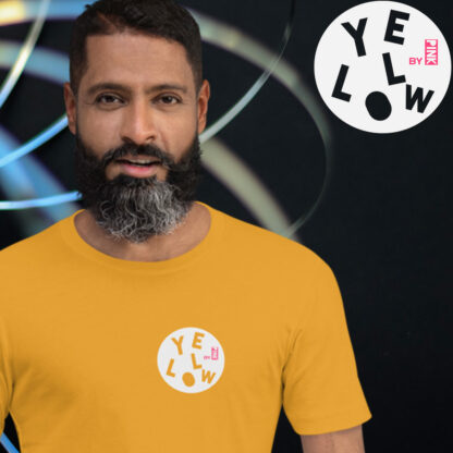MUSTARD YELLOW T-SHIRT by PINK THE COLLECTION