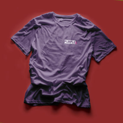 PURPLE (Heather) by PINK - THE PINK COLLECTION - TURNIP TEEZ