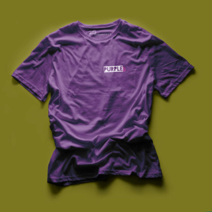 PURPLE by PINK - THE PINK COLLECTION - TURNIP TEEZ